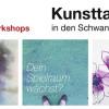 Christine Dahrendorf macht Angebote für Kunsttalente