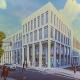 In der Universitätsstraße wird zentrales Geschäftshaus neu gestaltet