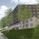 Grundstein für neues Wohnheim am Studentendorf