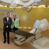 Krebstherapie am Marburger Ionenstrahl-Therapiezentrum erfolgreich – Anlage des MIT seit einem Jahr in Betrieb