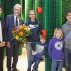 200.000ste Besucherin in der GRIMMWELT Kassel begrüßt
