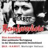 Ausstellung über Berufsverbote in Deutschland