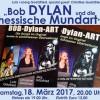 Konzert Bob Dylan auf hessisch in der Galerie im GLASHAUS