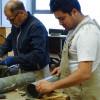 Marburger Produktionsschule  informierte über Arbeitsweise