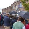 Besucherandrang bei der documenta 14 in Kassel wächst