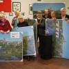 """Ausstellung """"11 Brücken"""" am Domplatz Wetzlar"""