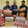 Weihnachten im Schuhkarton: Kaufmännische Schulen Marburg beteiligen sich an Geschenkeaktion