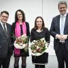 Angela Dorn tritt Amt als neue Hessische Ministerin für Wissenschaft und Kunst an
