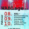 Drei Tage Kunst, Kultur und Musik auf dem WABL-Gelände in Cölbe