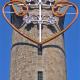 Marburger Lichtkunstherz bleibt vorerst dunkel