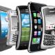 Handys und Smartphones erobern die soziale Welt