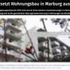 GWH verweigert Bau von Sozialwohnungen in Marburg
