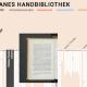 Fontanes Handbibliothek visualisiert