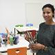 Kunstpädagogin Samira Idrisu beginnt am Kunstmuseum der Philipps-Universität