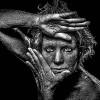 """Foto-Ausstellung """"Gesicht zeigen"""" im Unklinikum Marburg"""