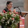 Preisverleihung in Lutherischer Pfarrkirche an Seyran Ateş als Streiterin für Freiheit und Menschenrechte