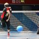 Goalball: SSG-Quintett mit Nationalteam in den USA