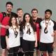 Goalball: SSG-U19 gewinnt Bronze
