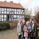 Denkmalschutzpreis für ein Anwesen und zwei Fachwerkhäuser in Marburg-Biedenkopf verliehen