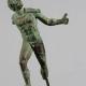 Zurück in Kassel: Bronzestatuette eines Satyrs von Berliner Antikensammlung