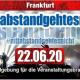 Kundgebung von Kunst und Kultur Live – am 22. Juni in Frankfurt