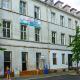 """Hugenottenhaus präsentiert """"bewegte Zimmer"""" –  """"Kunstzone"""" im Hinterhof"""