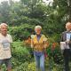 Pflanzenführer und neue Pflanzenschilder zum Rundgang auf Siebenbergen