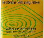 """Buch """"Großvater will ewig leben"""" wird als Dokumentarfilm produziert – Filmteam aus Bayern kommt zu Aufnahmen nach Nordhessen"""