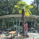 Neuer Besucherpavillon und das Café Siebenbergen eröffnet
