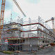 Neubau am Richtsberg: Neubau Altenhilfe St. Jakob wächst