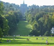 Sommer-Sonntag 2020 im Bergpark Willhelmshöhe