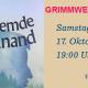 """GRIMMWELT Kassel präsentiert das """"schwarze Schaf"""" der Familie –  """"Der fremde Ferdinand"""" beim Sparda-Erzählfestival"""