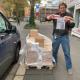 Vorzeitige Auslieferung Herkules-Bildband – Bücher sollen auf Paletten bleiben