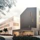 Campus Firmanei der Philipps-Universität Marburg wächst: Rohbauarbeiten am neuen Forschungszentrum und Seminargebäude beendet