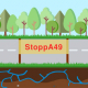 Stopp A49: Nur 10 km Bundesstraße statt 30 km Autobahn!
