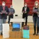 Erste Tablets und Notebooks für Lehrkräfte in Marburg-Biedenkopf