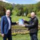 Museumslandschaft und Willy-Brandt-Schule bilden Garten-Azubis international aus
