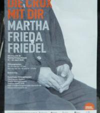 """""""Die Crux mit dir"""" in der Kunsthalle Willingshausen – Martha Frieda Friedel fokussiert und transzendiert"""