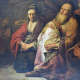 Gemälderestaurierung »Simeon im Tempel« – Briebach-Vockeroth-Stiftung fördert erneut Restaurierung bei der MHK