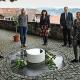 """Lutherischer Kirchhof: """"Schuldig – Unschuldig"""" Gedenksymbol für Opfer der Hexenverfolgung in Marburg eingeweiht"""