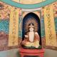 Buddha-Rekonstruktion im Bergpark Wilhelmshöhe