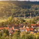 Ronhausen: aktives Dorf zwischen Lahn, Wasserschutzgebiet und Radwegenetz