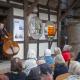 Eine Klangreise mit Kontrabaß in Willingshausen