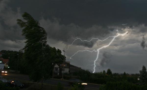 Unwetter Marburg Heute