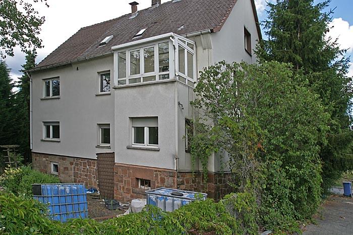Wohnhaus etwa 50 Jahre alt