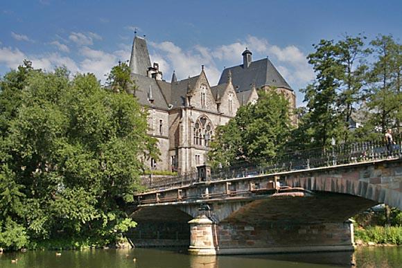 Das Marburger Online Magazin Alte Universit T An Der Lahn