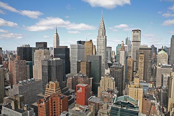 New york – eine global city sortiert sich neu