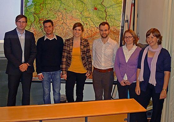 Marburger geographische gesellschaft