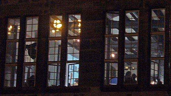 Das Marburger Online Magazin Dbay0327 0039 Rathausfenster