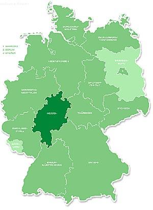 marburg deutschland karte das Marburger Online Magazin » Karte Deutschland